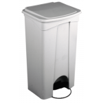 CONTAINER 90 L BLANC COUVERCLE BLANC