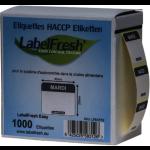 1000 LABELFRESH LABELS EASY -30X25MM- MARDI