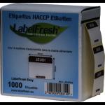 1000 LABELFRESH LABELS EASY -30X25MM- JEUDI