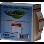 1000 LABELFRESH LABELS EASY -30X25MM- SAMEDI